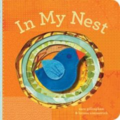 In My Nest (Finger Puppet Board Book)