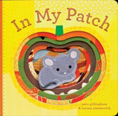 In My Patch (Finger Puppet Board Book)