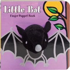 Little Bat (Finger Puppet Board Book)