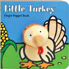 Little Turkey (Finger Puppet Board Book)