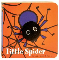 Little Spider (Finger Puppet Board Book)