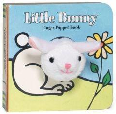 Little Bunny (Finger Puppet Board Book)