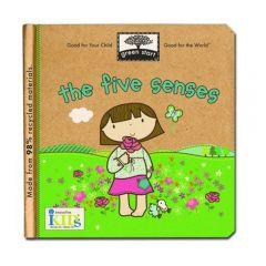 Five Senses (Green Start® Board Book)