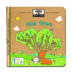 One Tree (Green Start® Board Book)