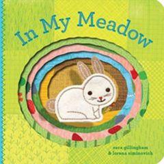 In My Meadow (Finger Puppet Board Book)