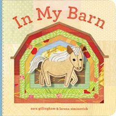 In My Barn (Finger Puppet Board Book)