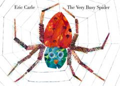 Very Busy Spider, The (Board Book)