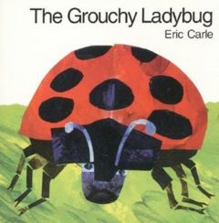 Grouchy Ladybug, The (Board Book)