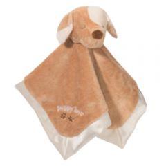 Brown Dog Snuggler Blanket.