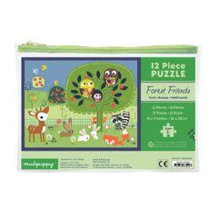 Forest Friends (12 Piece Puzzle)