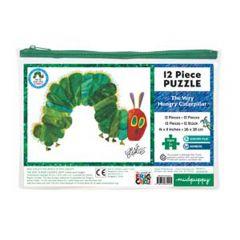 Eric Carle (12 Piece Puzzle)