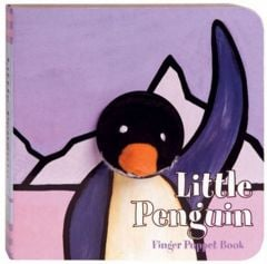 Little Penguin (Finger Puppet Board Book)