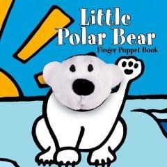 Little Polar Bear (Finger Puppet Board Book)