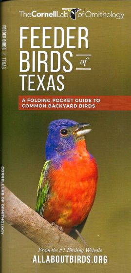 Feeder Birds of Texas (All About Birds Pocket Guide®)