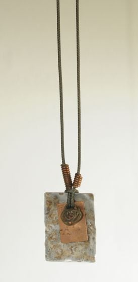 Nested Metals Necklace