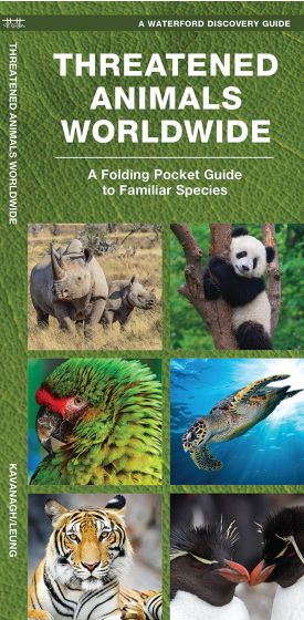 Threatened Animals Worldwide (Waterford Discovery® Guide)