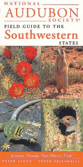 Southwestern States (National Audubon Society Regional Field Guide)