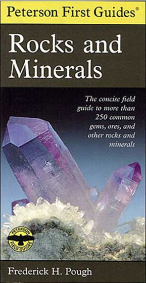 Rocks And Minerals (Peterson First Guide)