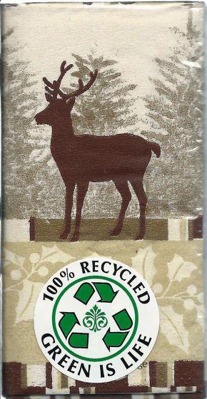 Holiday Deer Pocket Tissue Pack