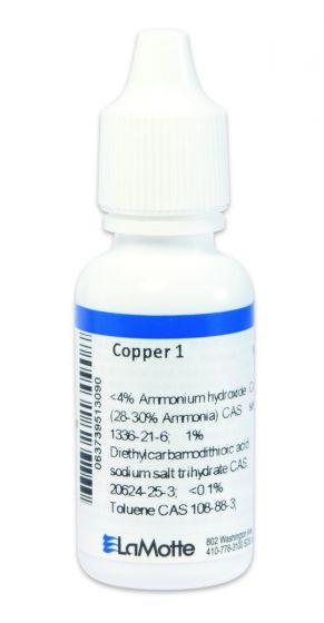 Copper Test Kit (Refill)