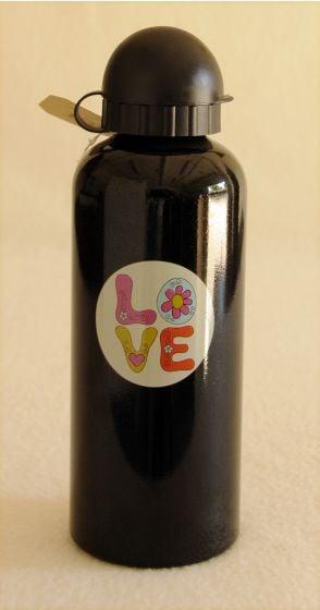 Love Water Bottle.