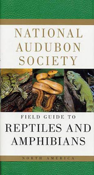 Reptiles And Amphibians (National Audubon Society Field Guide)