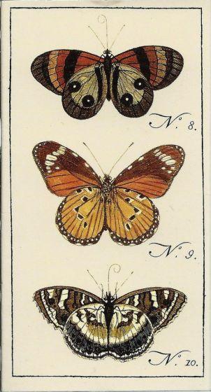 Vintage-Style Butterfly Matchbox