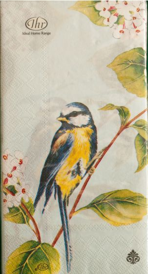 Early Bird Guest Napkins.