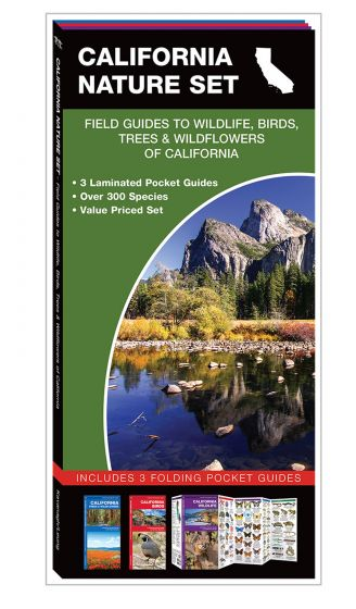 California Nature Set: Field Guides to Wildlife