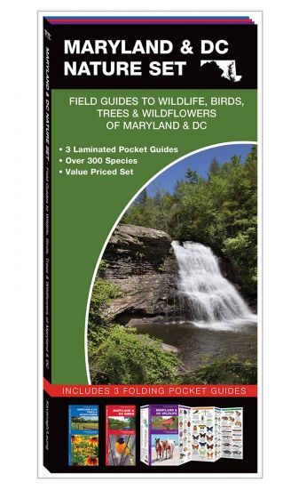 Maryland & DC Nature Set: Field Guides to Wildlife