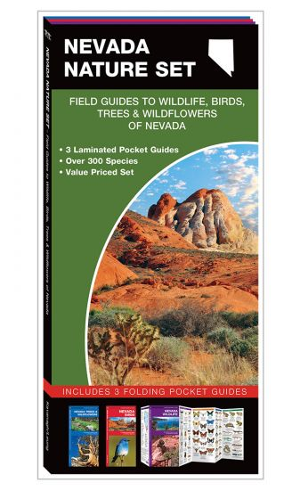 Nevada Nature Set: Field Guides to Wildlife