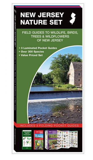 New Jersey Nature Set: Field Guides to Wildlife
