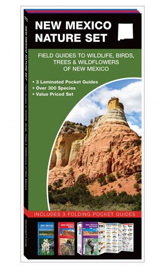 New Mexico Nature Set: Field Guides to Wildlife