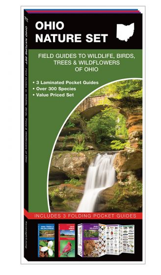 Ohio Nature Set: Field Guides to Wildlife
