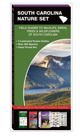 South Carolina Nature Set: Field Guides to Wildlife