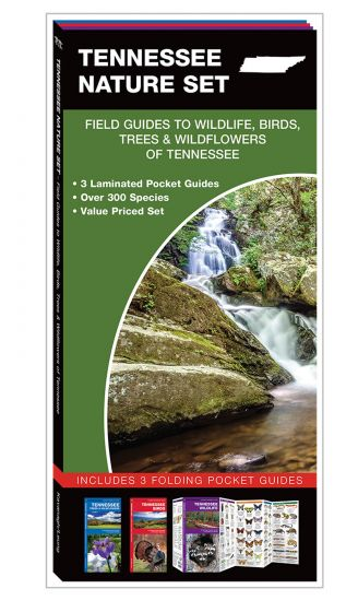 Tennessee Nature Set: Field Guides to Wildlife