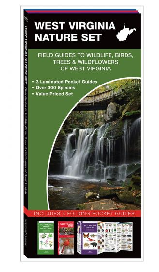 West Virginia Nature Set: Field Guides to Wildlife