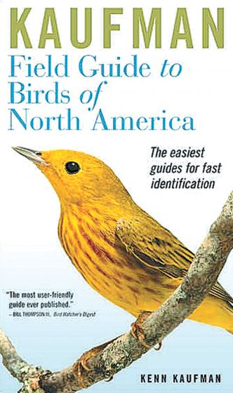 Kaufman Field Guide To The Birds Of North America