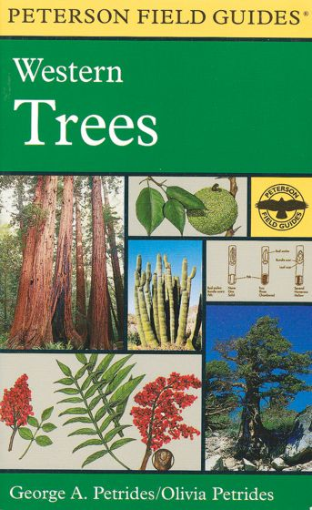 Western Trees (Peterson Field Guide)
