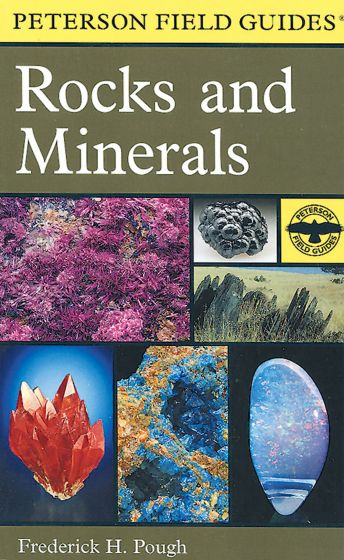 Rocks And Minerals (Peterson Field Guide)