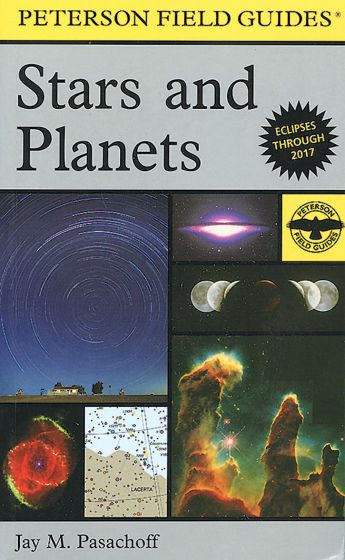 Stars And Planets (Peterson Field Guide)