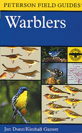Warblers (Peterson Field Guide)