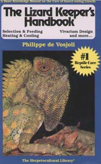 Lizard Keeper'S Handbook (The).