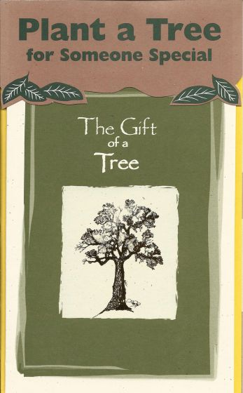 Gift Of A Tree.