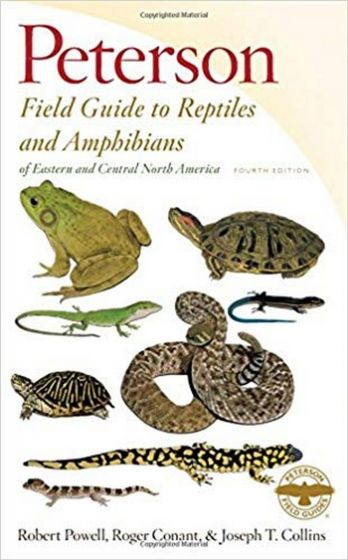 Eastern Reptiles and Amphibians (Peterson Field Guide®)