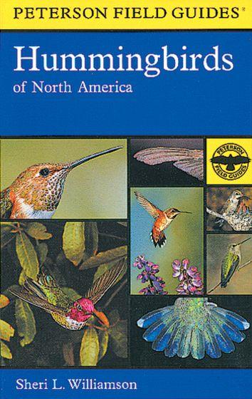 Hummingbirds Of North America (Peterson Field Guide)
