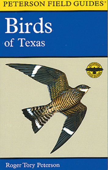Birds Of Texas (Peterson Field Guide)