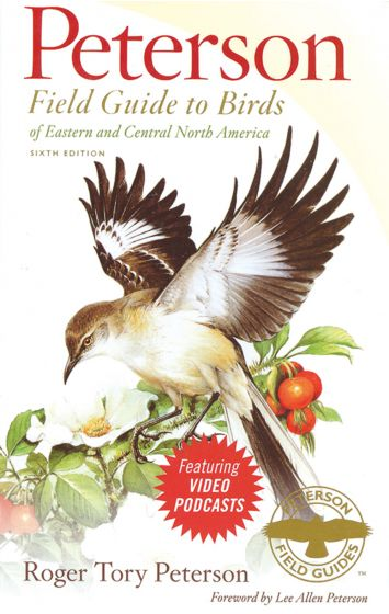 Eastern And Central North American Birds (Peterson Field Guide).