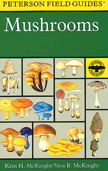 Mushrooms (Peterson Field Guide)