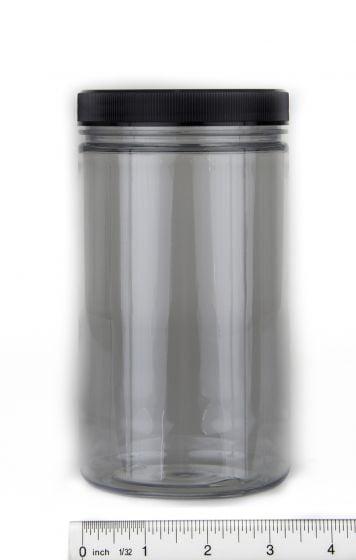 Specimen Jar (Clear Unbreakable Plastic